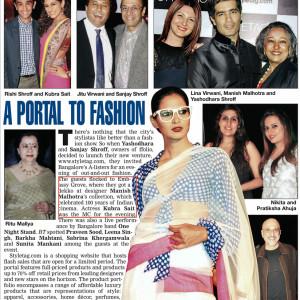 TOI – Bangalore Times